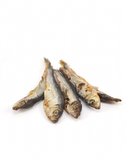 Dried Sprats (hypoallergenic treat )